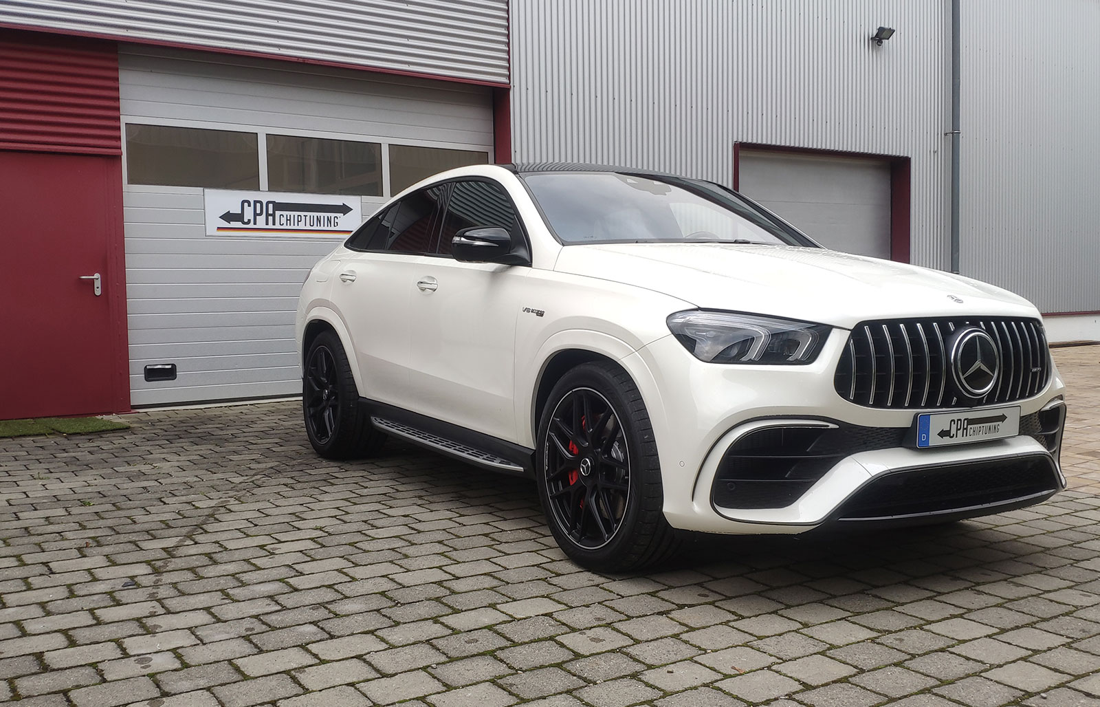 Mercedes GLE-Class (C167) GLE63 S AMG 4MATIC + Coupe Chiptuning