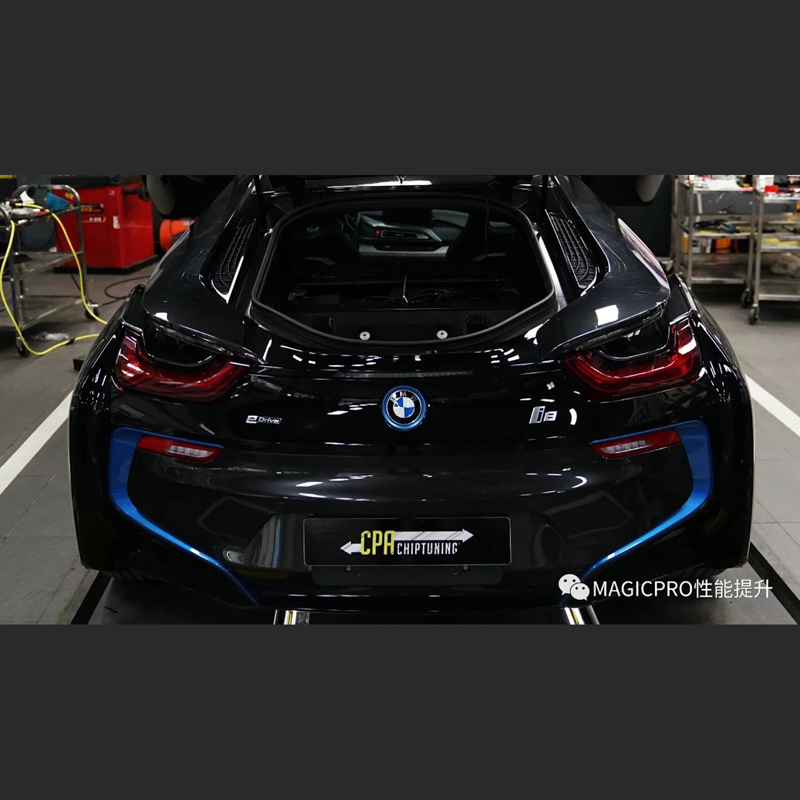 BMW i8 Lee mas
