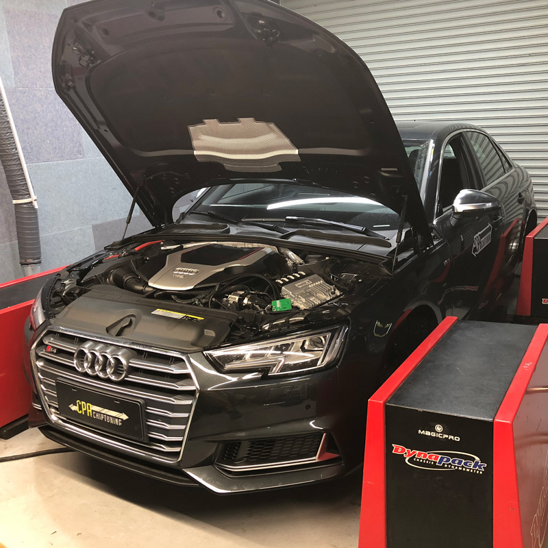 Chiptuning Audi S4 Lee mas