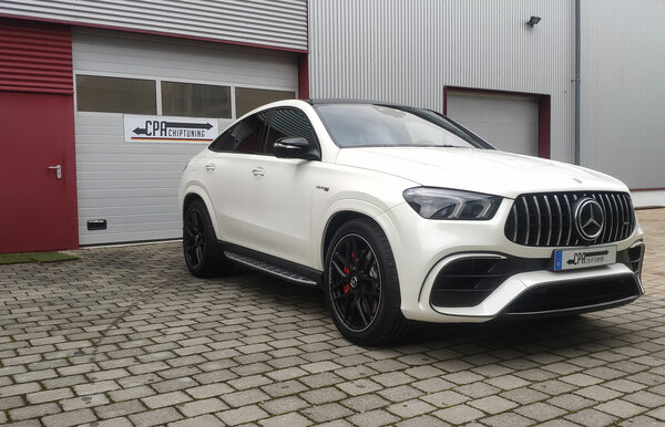 Mercedes GLE-Class (C167) GLE63 S AMG 4MATIC + Coupe Chiptuning Lee mas