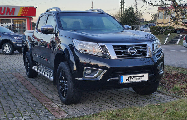 Ford Ranger 2.2 TDCi chiptuning Lee mas